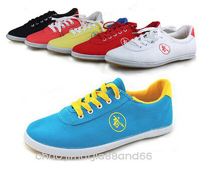 "New Wushu Kung Fu Martial Arts Tai Chi Wing Chun Training shoes ""Select color"""