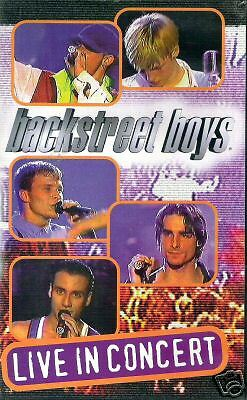 VIDEO----Backstreet  Boys---------Selten-------