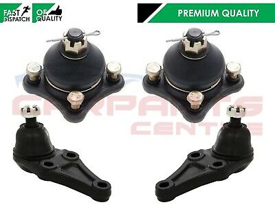 FOR MITSUBISHI SHOGUN PAJERO 3.2 DiD V6 20-06 BALL JOINT UPPER LOWER BALL JOINTS