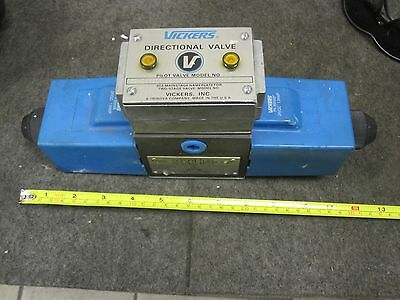 NEW VICKERS DIRECTIONAL VALVE # DG4S4LW-012N-H-61 S471