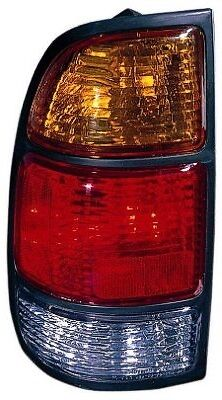 00 01 02 03 04 Toyota Tundra Taillight Left Driver NEW Except Double Cab