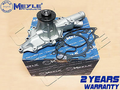 For Mercedes Sprinter 906 Engine Cooling Coolant Water Pump + Gaskets 6462001001