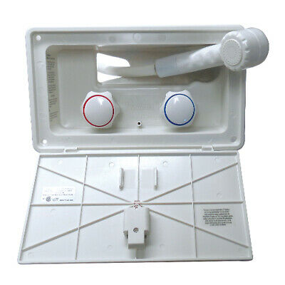 Fontana BOAT MARINE Exterior Outside Outdoor HAND HELD SHOWER WHITE