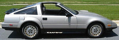 New 1984 Z31 300ZX Turbo Side Body Decal Pair 50th Anniversary Edition