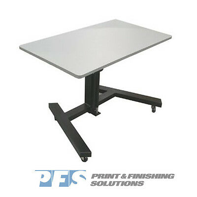 Rhin-O-Tuff ONYX RTT-42 Adjustable Heavy-Duty Work Table