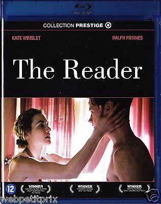 the reader kate winslet -  Blu-Ray -  VF -  NEUF