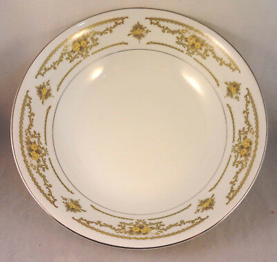 "Ruth Fine China Of Japan 9"" Vegetable / Serving Bowl"