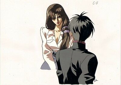 Anime Cel Clamp X #25