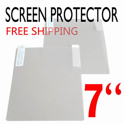Universal Screen Protector Cover Film 7 inch for Tablet Size 182*113MM (L*W)