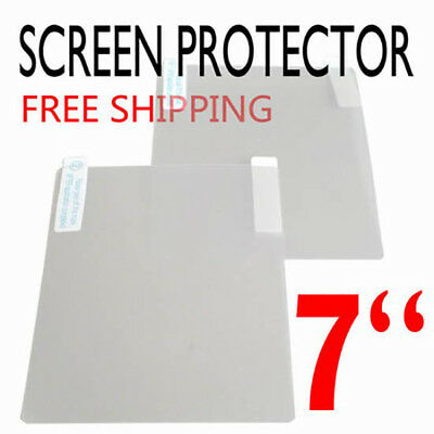2 PCS Screen Cover Film Protector 7-inch for Tablet Universal Size 182*113MM