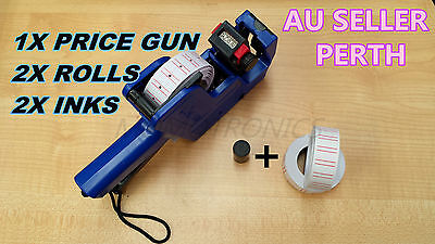 PRICE Tagging GUN (MX-5500 PRICE TAG GUN & PRICE LABELLER) - AUSTRALIAN SELLER