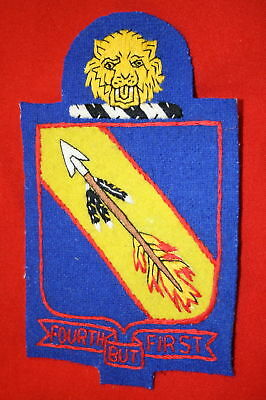 4TH FIGHTER FTR GROUP SQUADRON SQDN PATCH 8TH AIR FORCE
