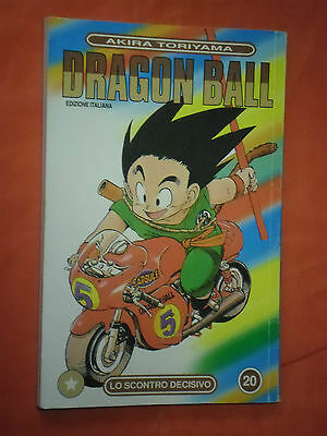 DRAGON BALL 1° SERIE BLU N° 20 - manga star comics + disponibi altri numeri