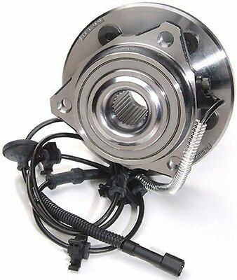 Unitized Front Wheel Hub Bearing Assembly with ABS Right Jeep Liberty