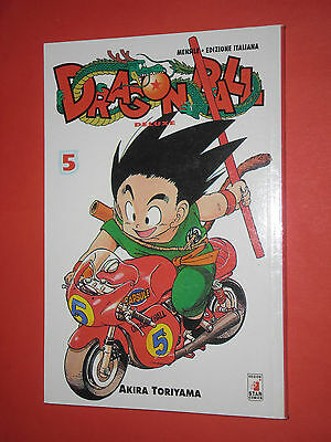 DRAGON BALL 2° SERIE ROSSA N° 5 - manga star comics + disponibi altri numeri