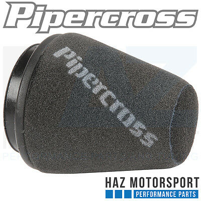 PIPERCROSS AIR FILTER UNIVERSAL INDUCTION CONE RUBBER NECK 60mm x 100mm x 150mm
