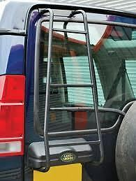 Land Rover Discovery  2004.Robust Rear Door Ladder- STC50134