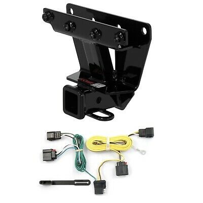 Curt Class 3 Trailer Hitch & Wiring for 2007-2010 Jeep Grand Cherokee