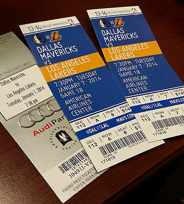 dallas mavericks vs los angeles lakers 01/07/14