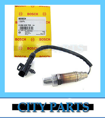 2 Bosch Oxygen Sensor For Vs Vt Vu Vx Vy Holden Commodore V6 V8 Gen3 Ls1 Oxy O2