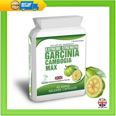 Garcinia Cambogia Pure Extreme Detox Max Capsules Plus Weight Loss Diet Tips