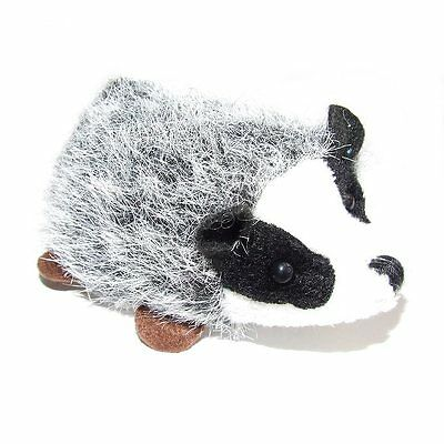 Pack of 30 Mini Badger Soft Cuddly Toys