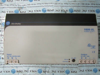 Allen Bradley 1606-XL480EP DC Power Supply 20 A 24 VDC 100-240VAC *Fully Tested*