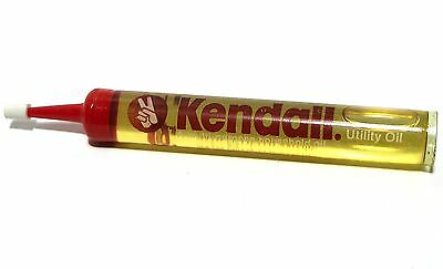 Vintage Kendall Multi Purpose Oil Slot Car Racing Lubricant As you remember it!