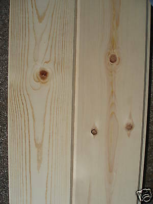 """Paneling Knotty Pine 1"""" X 8"""" X 8' Solid Wood T&G $0.99"""