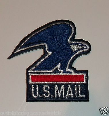 U.S. Mail Patch With Blue Eagle Brand New Old Stock Excellent Condition