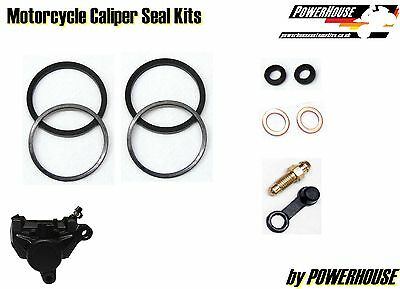 Yamaha RD 350 YPVS  85>95 F1 N1 F2 N2 front brake caliper seal repair kit