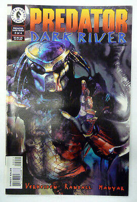 predator dark river 2 of 4 dark horse comics