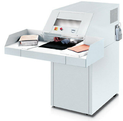 MBM DESTROYIT 4107 Strip Cut Paper Shredder 1/2""
