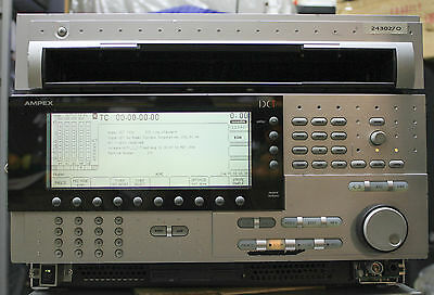 Ampex  Dct 700D Rec/player Dual Ntsc 525, Pal 625  Switchable