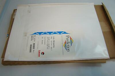 (50) Prediction Ink Sheets 14.85 in x 20.69 in 377 mm x 526 mm 101714