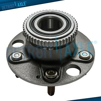NEW Rear Driver or Passenger Complete Wheel Hub and Bearing Assembly w/ ABS