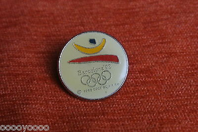 00122 PIN'S PINS JO BARCELONE 92 Barcelona OLYMPIC GAMES