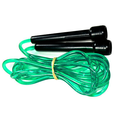Speed Skipping Jump Rope Pink 3Mtr - Boxing Cardio Mma Sport For Unisex Green