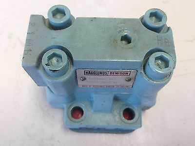 NEW HAGGLUNDS/DENISON 026-03671-0 ,ADS03-3342-A1, HYDRAULIC VALVE MODULE DH