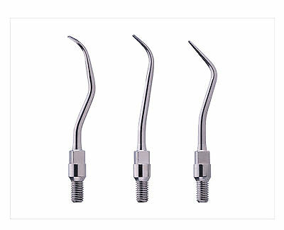 Tips S1 S2 S3 For NSK Style Dental Air Scaler Handpiece Sonic Perio Hygienist