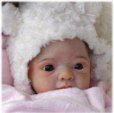 Reborn Baby Doll Lifelike Realistic Vinyl doll kit Jaycee *Phil Donnelly Babies*