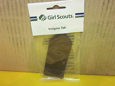Brownie Girl Scouts Insignia Tab ( New )