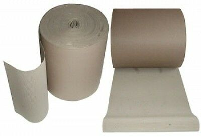 1 ROLLE WELLPAPPE * ROLLENWELLPAPPE * 40cm x 70m