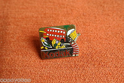 00569 PIN'S PINS KODAK Collection Europe