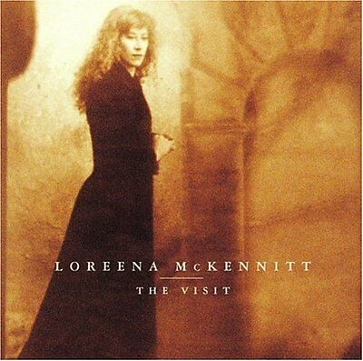 LOREENA MCKENNITT The Visit - CD 1991 Enhanced * Celtic NEW * NEU