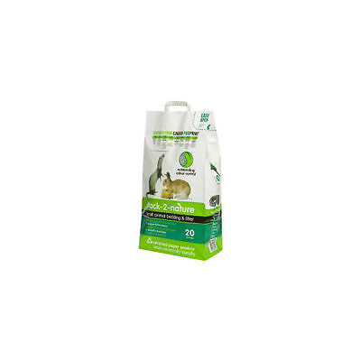Back 2 Nature Small Animal Bedding 20ltr Bedding - Bedding - Paper