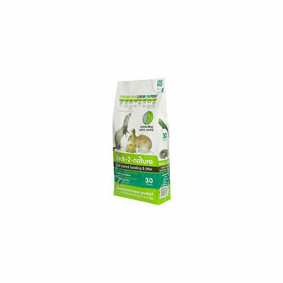 Back 2 Nature Small Animal Bedding 30ltr Bedding - Bedding - Paper