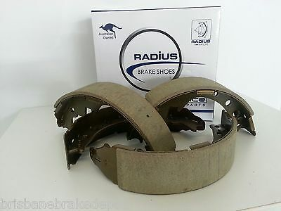 Rear Brake Shoes Holden Rodeo Tf 1997-02 - 295Mm Shoes