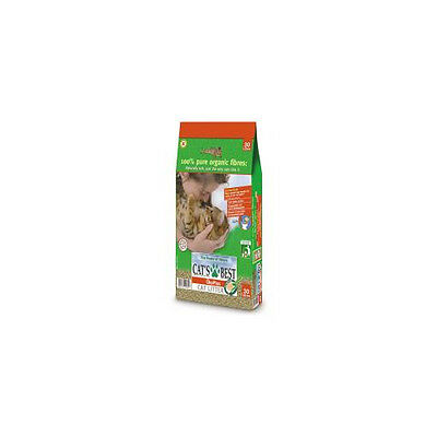 Cats Best Okoplus Clumping Cat Litter 30l / 15kg Litters - Cat - Litters