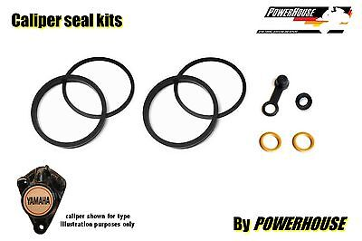 Yamaha RD 400 C D RD400 C D 1976 1977 76 77 front brake caliper seal repair kit